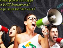 Contributeur pour la francophonie – blog collaboratif